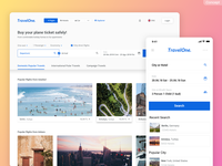 Travelone Web Site: Home