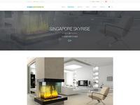 Archvision3d portfolio single