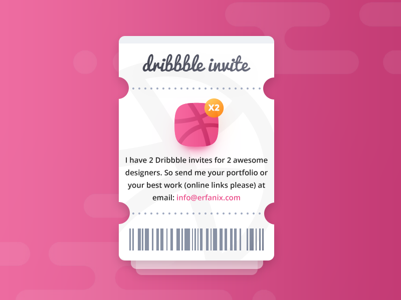 Dribbble Invites draft invites dribbble invite join dribbble giveaway invitation free invite dribbble you ticket
