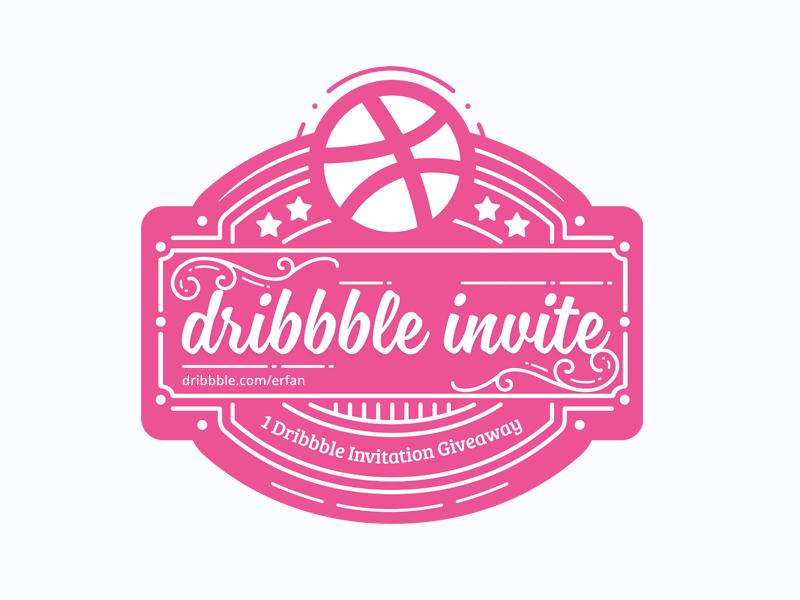 1 Dribbble Invitation Giveaway dribbble invite join dribbble giveaway invitation free invite dribbble you ticket invites. draft
