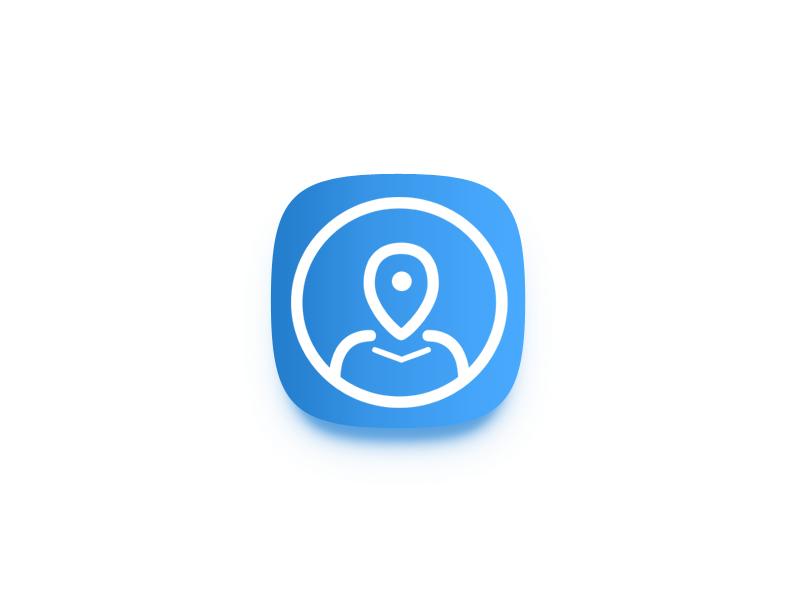 Hammasir app logo direction logo app hammasir
