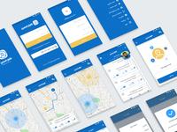 Hammasir mobile app