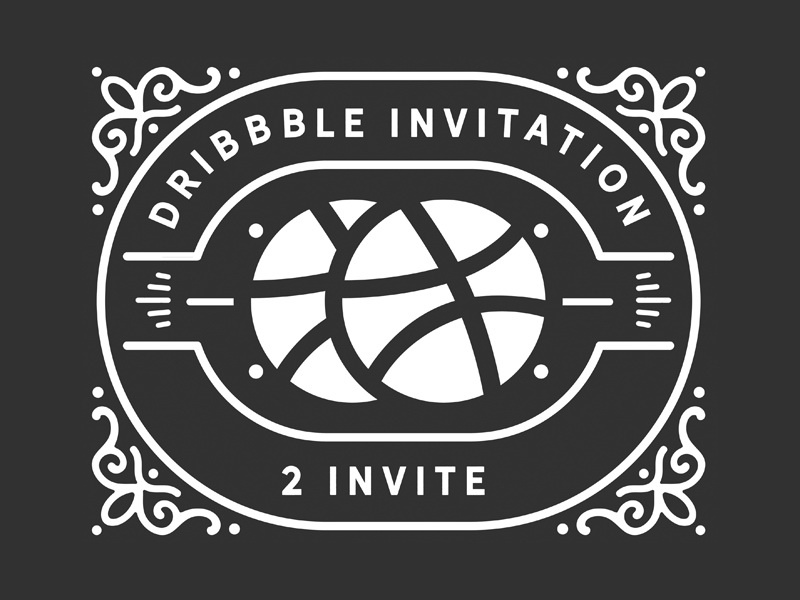 Dribbble Invites invite dribbble dribbble invitation welcome invite giveaway draft invites invite invitation