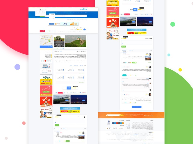 Hamgardi clean theme ux ui tour guide air plane ticket reserve hotel reservation hamgardi tourism reference social tourism network tourism tour news and articles tourism site
