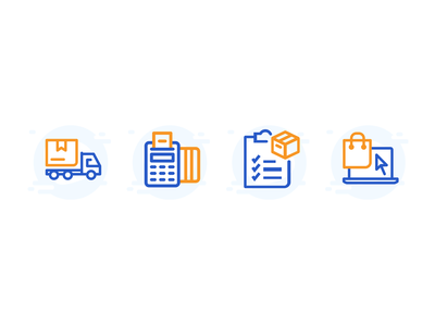 Shipping And Delivery design logistics icon delivery service delivery shipping shop design