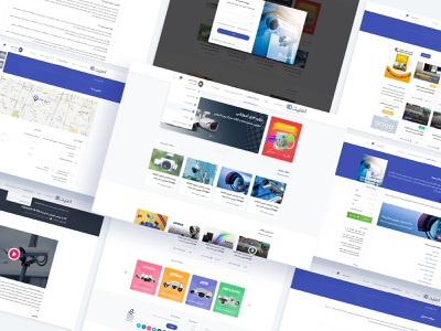 amniat98 ui elements ux design in-person training courses virtual training courses cctv security amniat98 clean theme ui