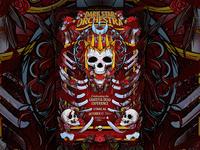 Dark Star Orchestra • Stage AE Concert Poster