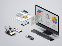 UX & UI / INTERACTION DESIGN / MOBILE WEBSITE