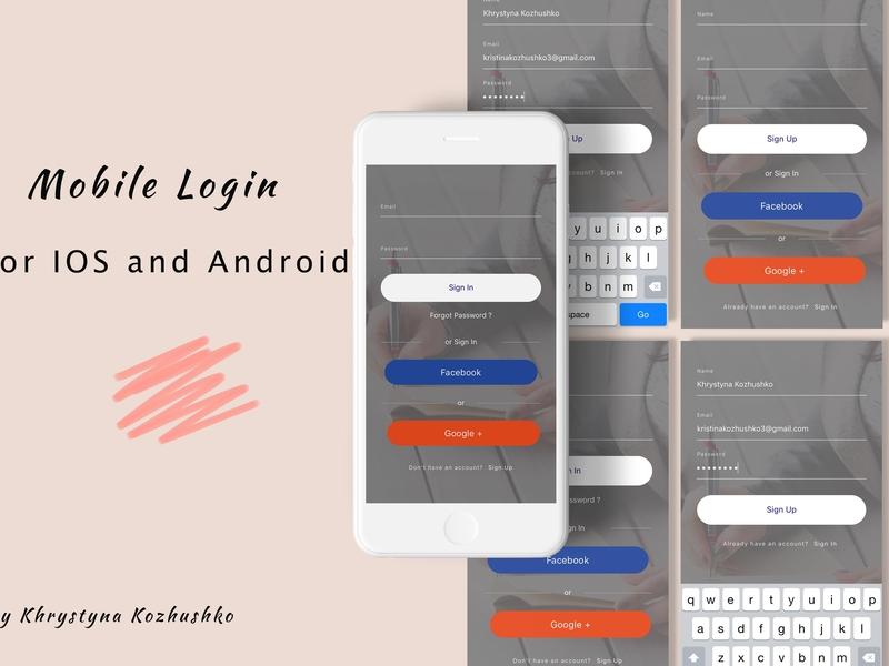 100 day ui | SIGN IN FORM logo typography icon illustration website ux ui design