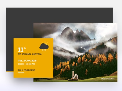 Weather dailychallenge icon image card weather userinterface ux ui dailyui