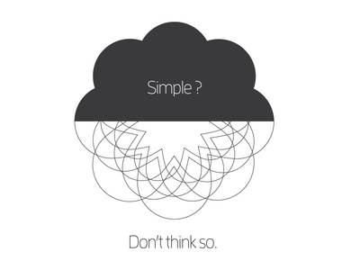 Simple - I Don't Think So.