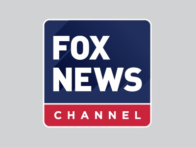Fox News - Redesign reimaginings nbc cnn rebrand redesign media channel conservative logo news fox