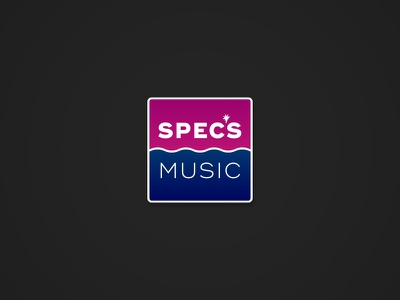 Spec's Music [Revisited] reimaginings wave ui revisited hypothetical music specs 90s update logo brand rebrand