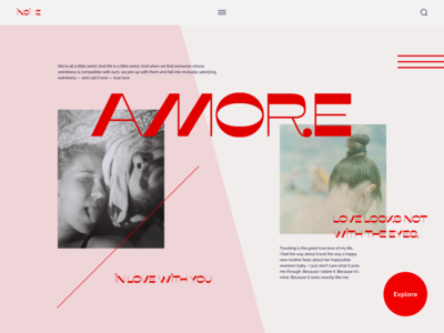 Inside - Homepage Layout