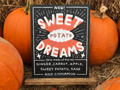 Sweet Potato Dreams