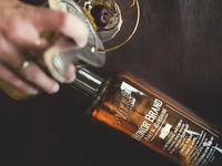 Vikre Honor Brand Bottle Design