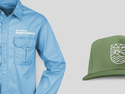 Duluth Experience Shirt Hat