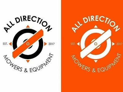 All Direction Mowers and Equipment Logo