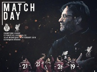 Match Day Poster
