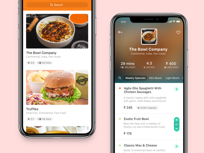 Swiggy Redesign order delivery food swiggy ui ux mobile ios