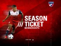 FC Dallas Season Ticket Portal