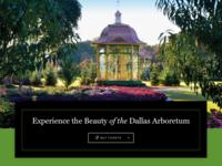 Dallas Arboretum Website