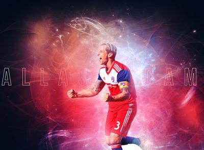 FC Dallas Poster Design
