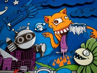 Multiverse Mural