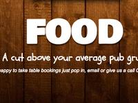 Food Menu Page