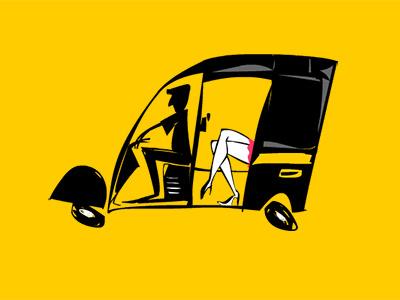 Bombay Rickshaw bombay ride auto-rickshaw auto bombay