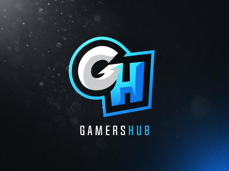 Gh Gaming Logo Design By Marvin Baldemor On Dribbble