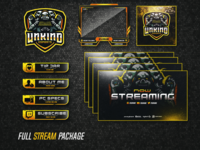 Full twitch package