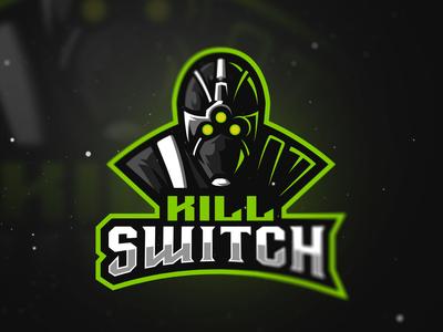 Mascot logo design for sale!