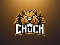 Chuck - Beaver mascot