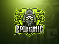 Epidemic Mascot Logo
