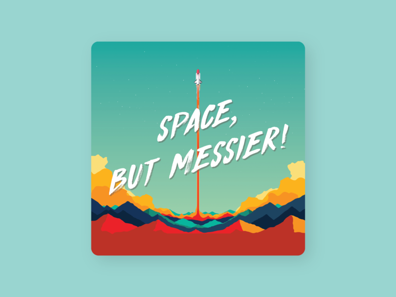 Space, But Messier!