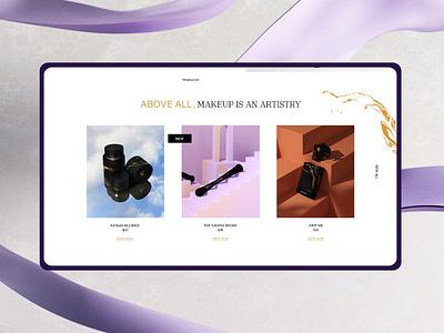 Kanvasny.com art direction sabbath new york beautybrand