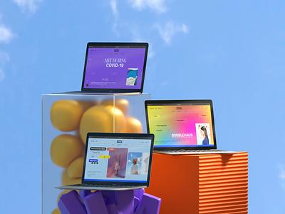 Bobblehaus / UI-UX web design new york fashion bobblehaus sabbath