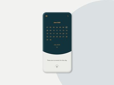 Daily UI 038 - Calendar calendar ui app design ux ui figma design calendar design dailyui 038 dailyui038 daily ui dailyui calendar