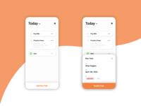 Daily UI 042 - ToDo List