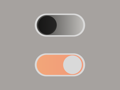 Daily UI 015 - On/Off Switch buttons dailyui015 button dailyui 015 daily ui dailyui switch app design app website design website ui ux web design webdesign figma design