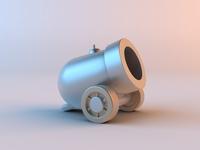 The little artillery