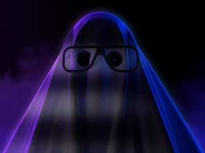 Michael Myers illustration redshift3d redshift ghost halloween cinema4dart cinema4d 3d art 3d