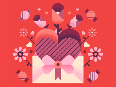 Valentines Day Icon