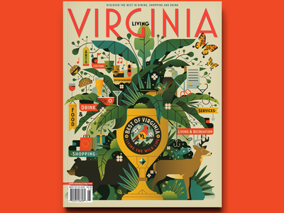 Best of Virgina Cover