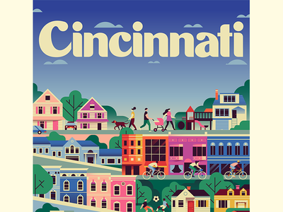 Cincinnati Magazine - Where to live next 2019 Cover