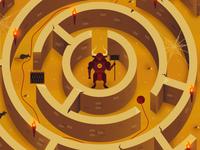 Minotaur's Maze