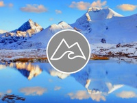 Mountain And The Sea Logo