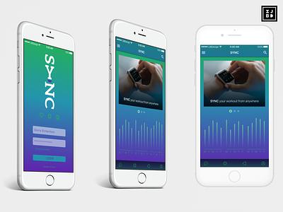 Home Sync 002 icon design logo sketchapp design ui