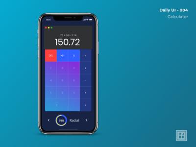 Daily UI 004 012